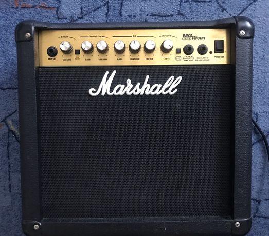 Продам комбоусилитель Marshall MG15 CDR
