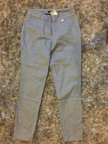 Eleganckie spodnie rurki Orsay, xxs/xs
