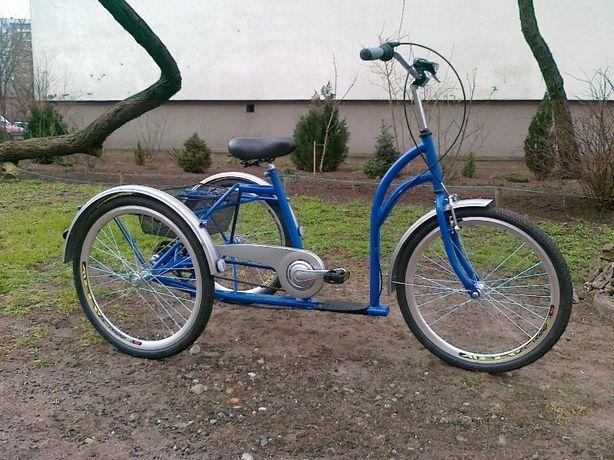 Trójkołowe rowery,