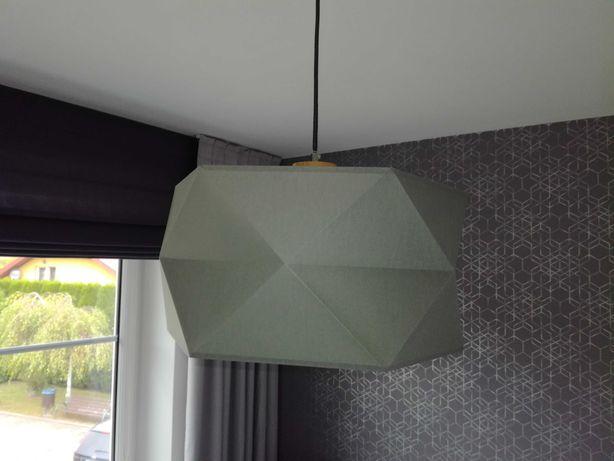 Lampa w stylu skandynawskim