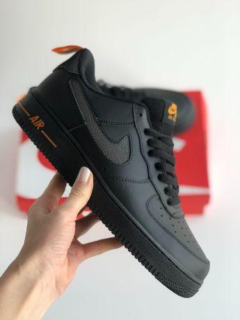 Nike Air Force 1 07 LV8 Black Yellow