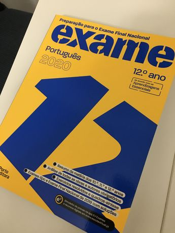 Livro de Preparação para o exame final nacional