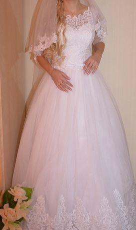 Свадебное платье . Продажа .Прокат