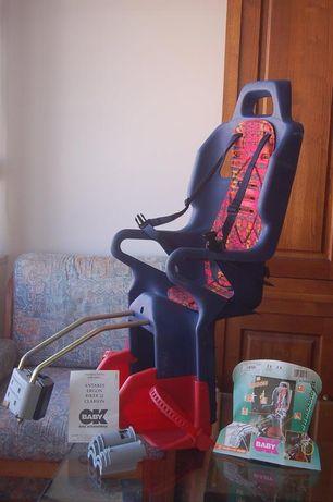 Cadeira de bebé para bicicleta
