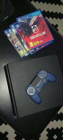 Troco PS4 500 GB por Nintendo Switch ou XBOX Series S