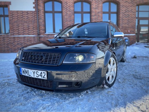 Audi S6 C5 Avant 2.7T 340KM! * Quattro * Manual * Bixenon *