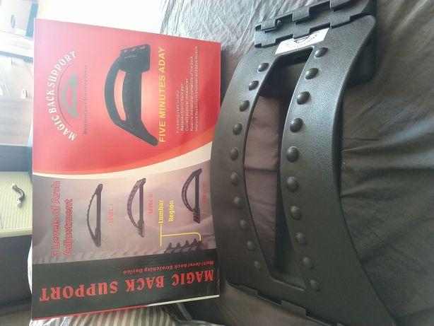 Массажёр для спины, magic back support