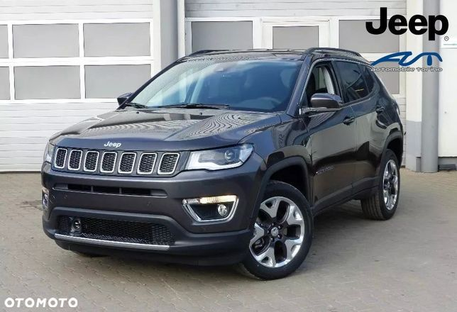 Jeep Compass LEAS 100% Limited 1.4B 170KM 4x4 NAVI Pakiet Parking