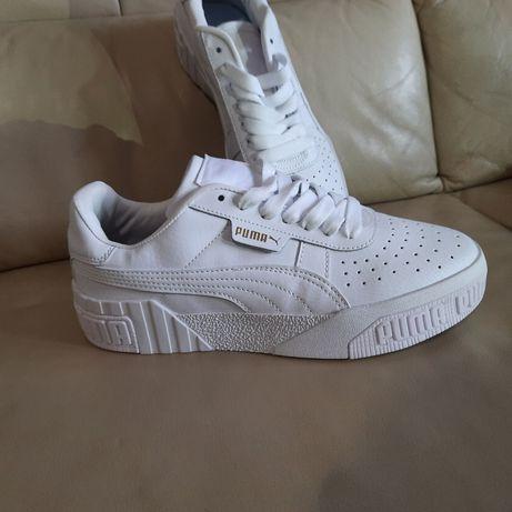 Женские кроссовки Puma Cali Белые  38 размер