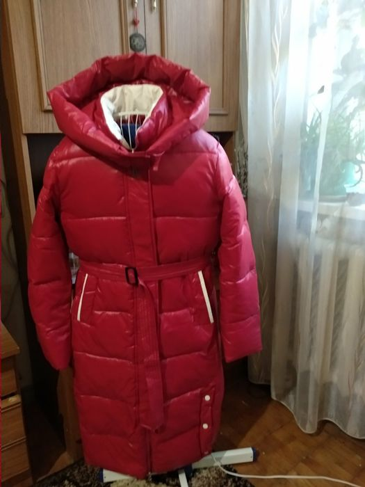 Продам пальто осень,тёплая зима Чугуев - изображение 1