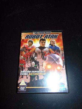 Action Man - Robot Atak - DVD Video