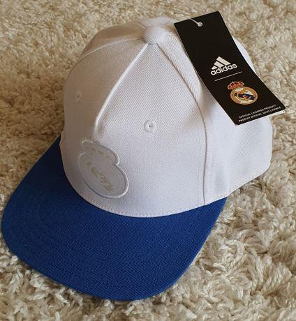 Nowa oryginalna czapka ADIDAS Real Madrit flat cap j. Nike Puma