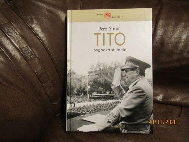 """""""Tito. Zagadka stulecia. Pero Simić."""
