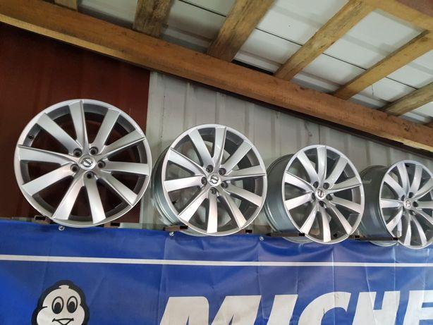 Felgi Aluminiowe Volvo XC R19 5x108  ET42.5-8J+czujniki ciśnienia