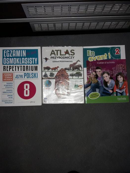 Książki do 8 klasy Zgierz - image 1