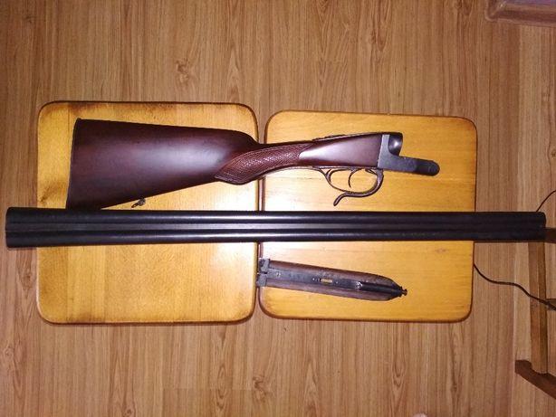 Охотничье раритетное ружье St Etienne 1925г