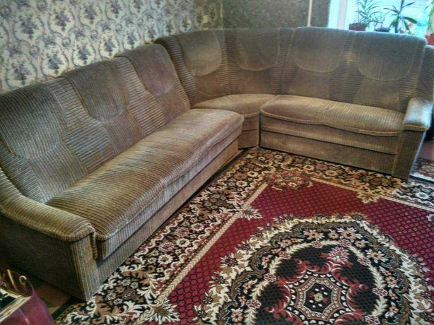 Угловой диван Bernd (германия)