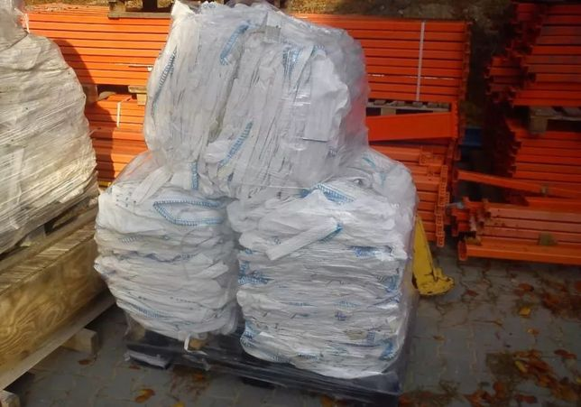 Big Bag Bags Bagi Beg Bagsy worki nowe używane mocne udźwig 1500 kg