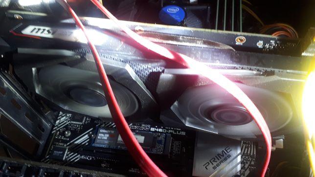 Msi Gtx 1650 4gb DDR 6 - Gaming X
