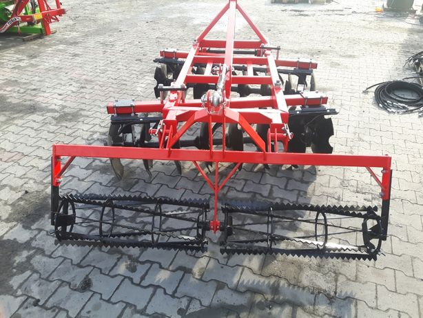 Talerzówka Brona Talerzowa V1,8 Model 2021 strumyk Dostawa GRATIS:)