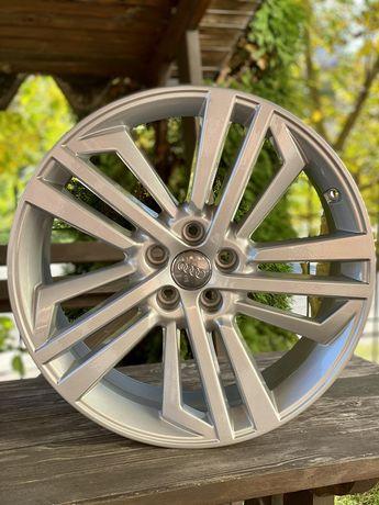 Audi q5 80a диски титани  r20 80а601025f