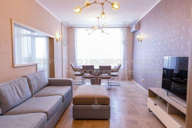 3-комнатная (115м2) квартира в ЖК Новопечерские Липки, Драгомирова,16
