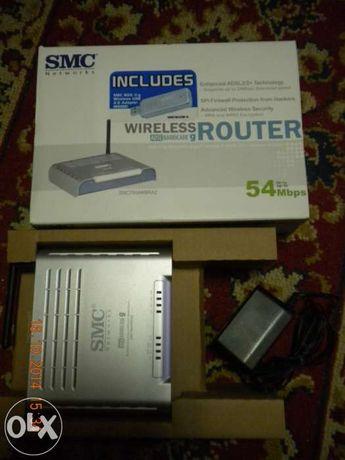 Wireless router adsl barricade g
