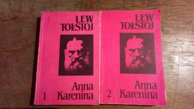 Lew Tołstoj Anna Karenina