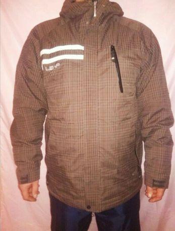 Куртка мужская теплая, куртка лыжная
