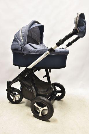 Wózek dziecięcy Baby Design Husky 2w1 z zestawem zimowym WINTERPACK!