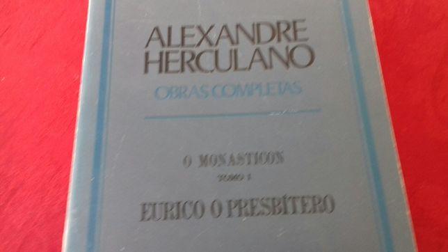 Eurico o presbitero de Alexandre Herculano
