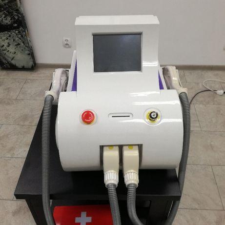 Laser kosmetyczny E-LIGHT (IPL+RF)