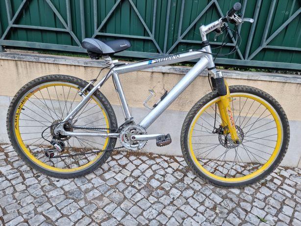 Bicicleta Shimano Rodas 26 estrada cidade