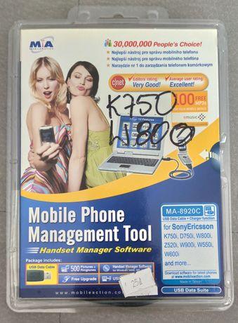 Kabel USB do telefonu NOWY
