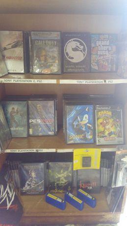 Новые игры playstation2 (PS2), магазин