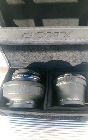 lentes conversoras Sony para rosca 37mm