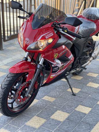 Мотоцикл Viper 250-F2 (6 передач) Loncin Lifan Musstang