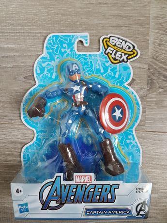 Nowy Avenger Kapitan Ameryka