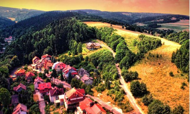 Noclegi pokoje kwatery w górach Duszniki Zdrój