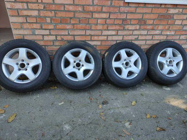 Оригинальные легкосплавные / литые диски R17 5х130 на VW TOUAREG