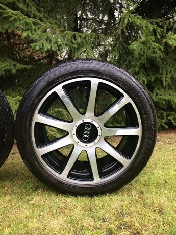 Audi - felgi aluminiowe z oponami