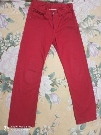 Крутые джинсы H&M для мальчика 122-130р