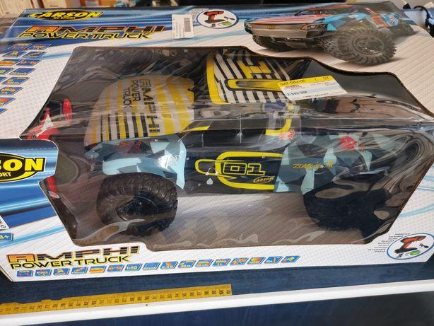 Model samochodu RC Carson Modellsport Amphi Pow.Truck, Szczotkowy, 2,4