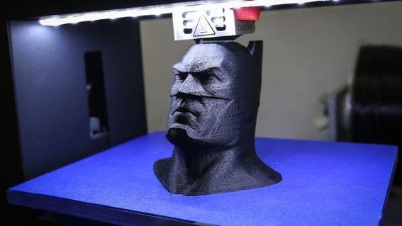 Faço impressões 3D