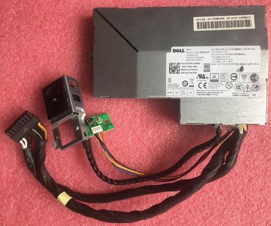 Блок питания 155EA-00 от моноблока Dell Optiplex AIO 7440