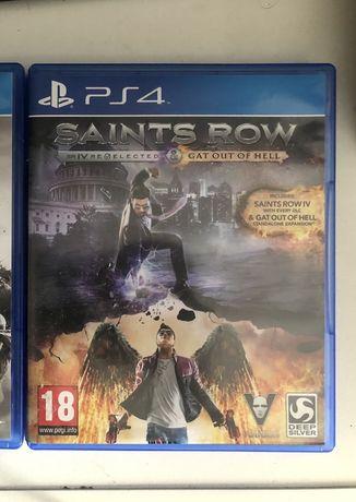 Saints Row 4 Re-elected PS4