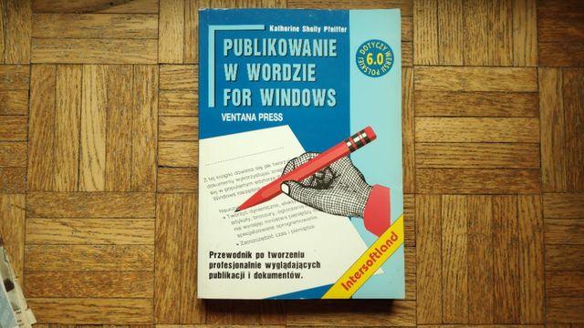 Publikowanie w Wordzie for Windows, Katherine Shelly Pfeiffer