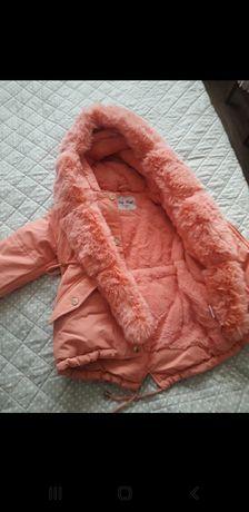 Sprzedam kurtkę zimowa dla dziewczynki