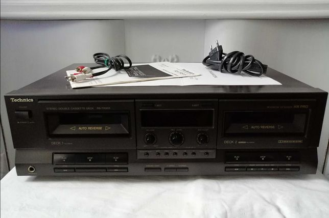 Technics Deck RS-TR333, Made in Japan