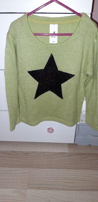 Sweterek palomino 116